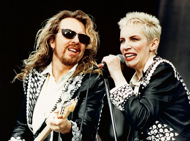 hall of fame  eurythmics