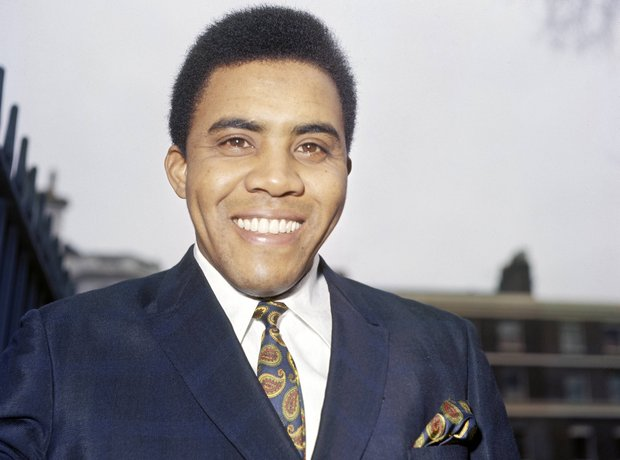 Jimmy Ruffin in Manchester