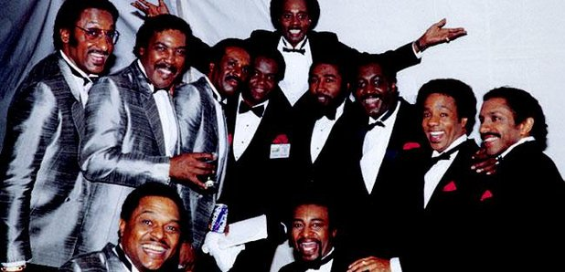 The Temptations and Four Tops