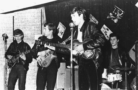 Beatles With Pete Best