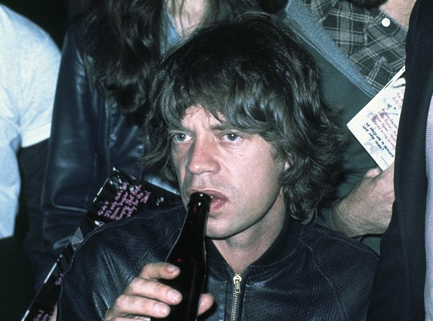 Mick Jagger 1977