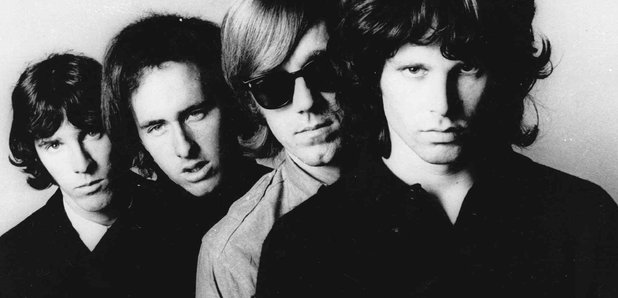 The Doors Black and White