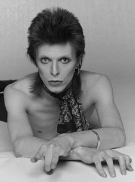 David Bowie Photo Exhibition