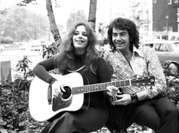 Neil Diamond & Carol Hunter