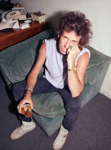 Keith Richards, 1988