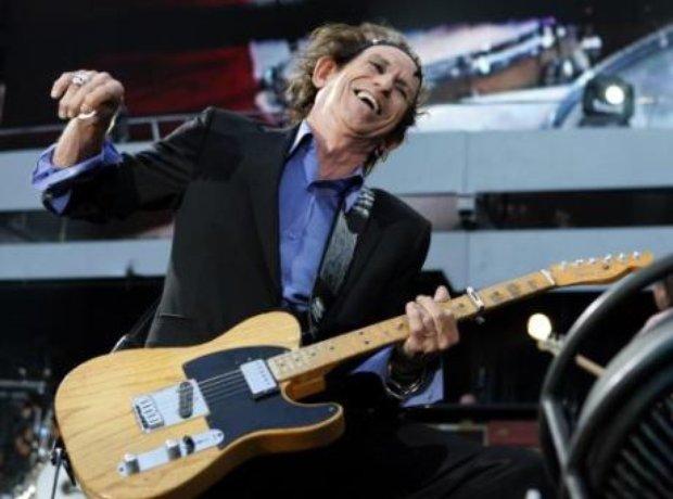 Keith Richards, 2006