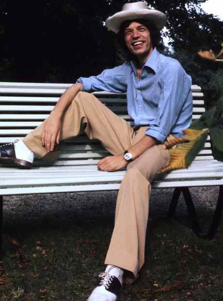 Mick Jagger in 1973