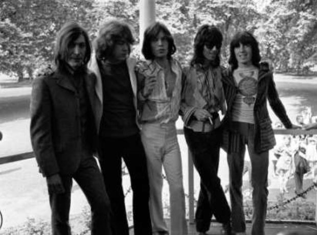 Mick Taylor and The Stones