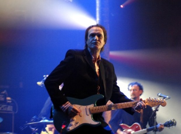 Ray Davies on stage