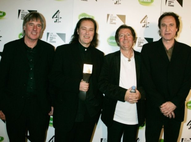 The Kinks at the Hall of Fame Awards