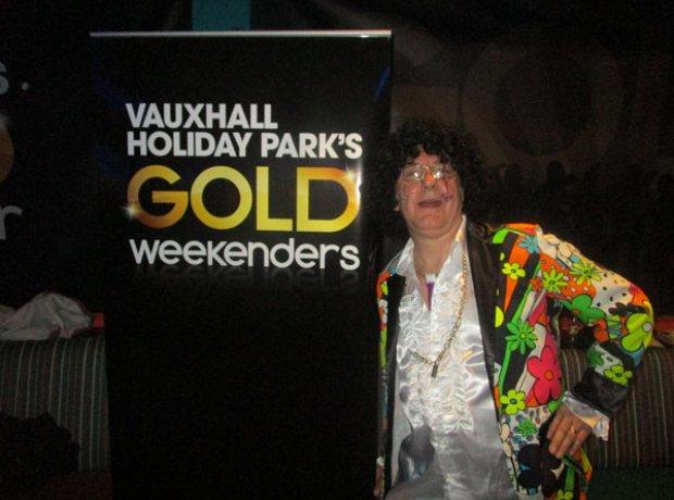 gold weekender