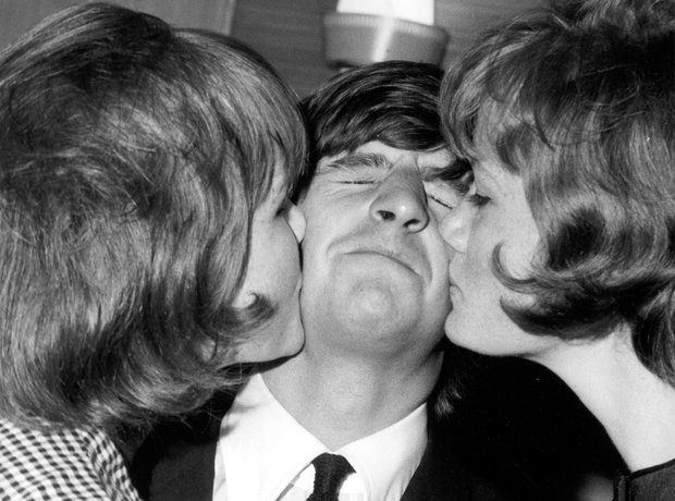 Ringo Starr with Fans