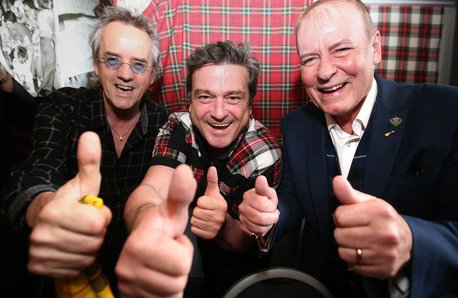 BAY CITY ROLLERS 2015 REUNION