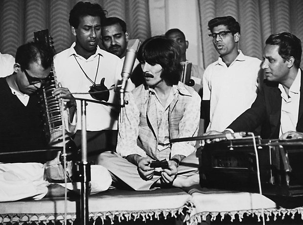 George Harrison 1968