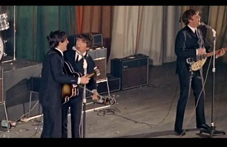 The Beatles 8 Days A Week documentary
