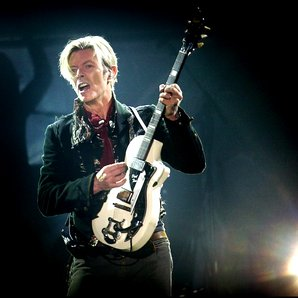 Bowie 2003