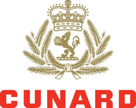 Cunard logo make some noise 2016