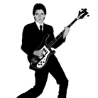 Bruce Foxton The Jam guitar