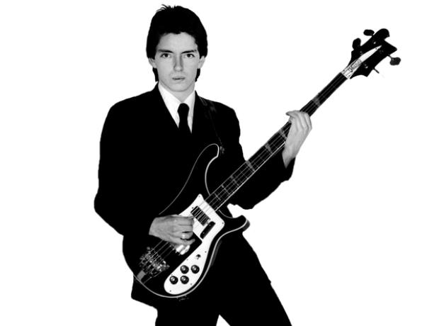 Bruce Foxton The Jam guitar