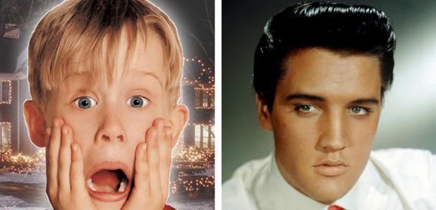 Elvis in Home Alone fan theory