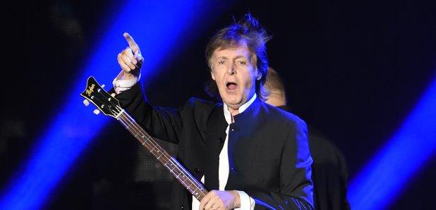 Paul McCartney at Desert Trip 2016