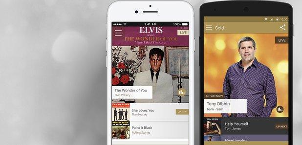 Gold - Mobile listen