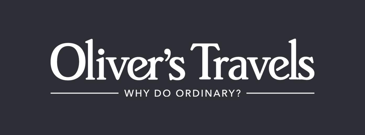 oliver's travel logo